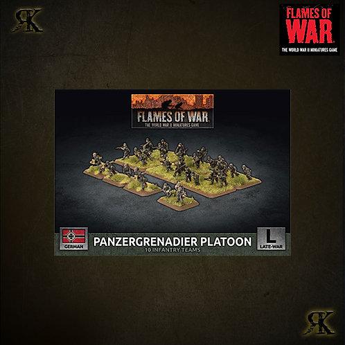 Panzergrenadier Platoon