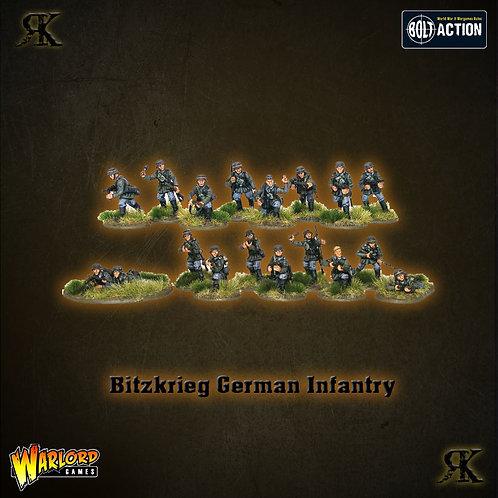 Blitzkrieg German Infantry