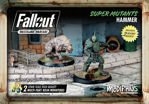 Super Mutants: Hammer