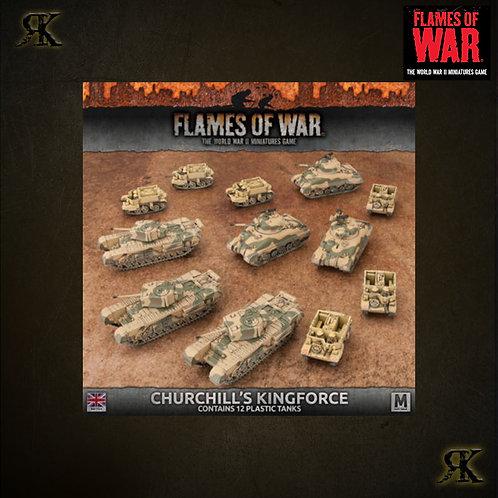 Churchill's Kingforce British Starter Army