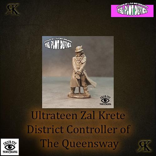 Ultrateen Zal Krete District Controller of The Queensway