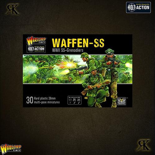 Waffen SS Plastic Box