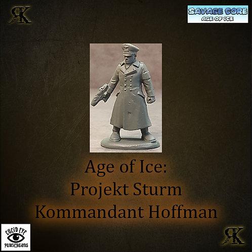 Projekt Sturm Kommandant Hofmann