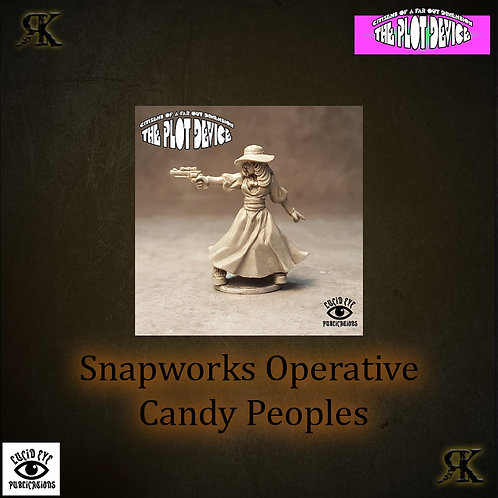 Snapworks Operative Candy Peoples