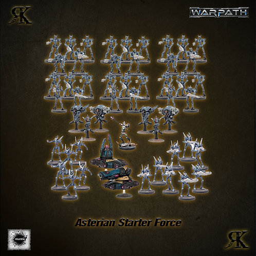Asterian Starter Force