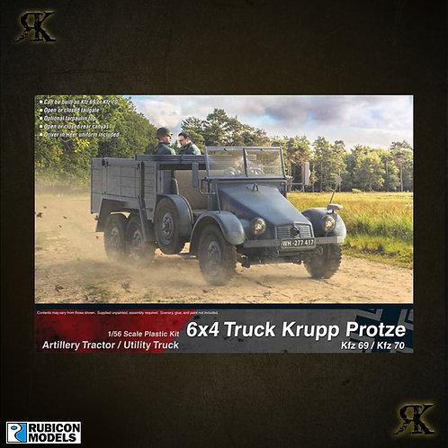 280082 - Krupp Protze Kfz 69/70 6x4 Truck