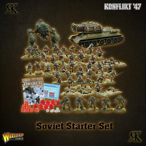 Soviet Starter Set