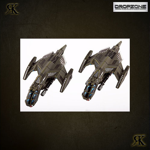 Falcon Gunships