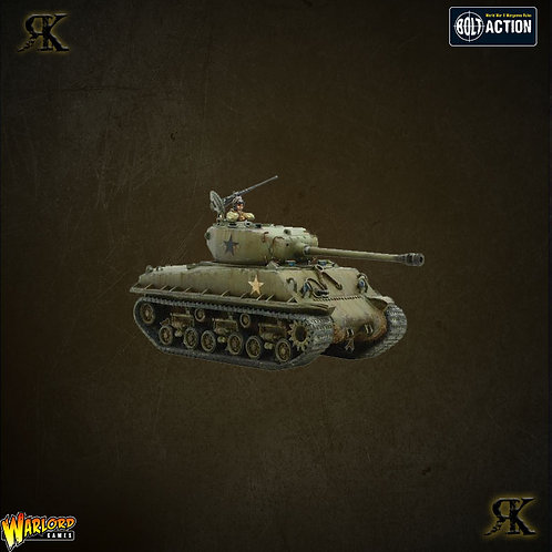Sherman M4A3E8 'Easy Eight'