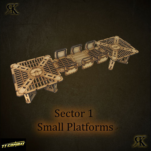 Sector 1 Small Platforms