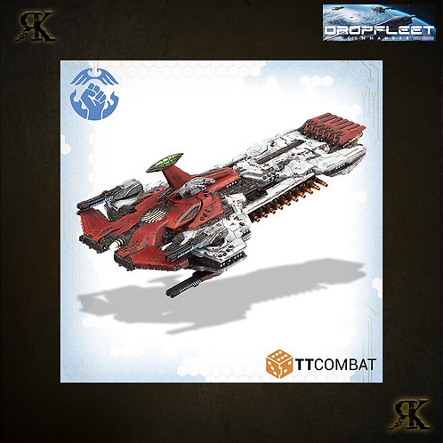 Resistance Trident/Olympus Battleship