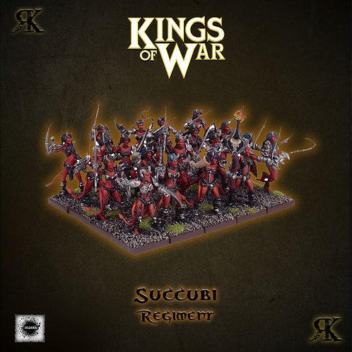 Succubi Regiment