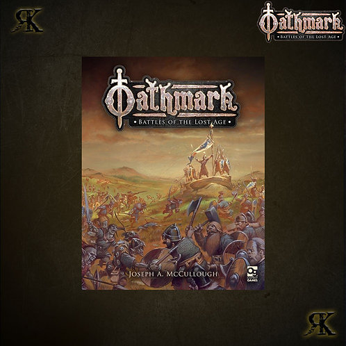 Oathmark Battles of the lost age (Rulebook)