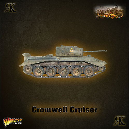 Cromwell Cruiser Tank (Plastic)