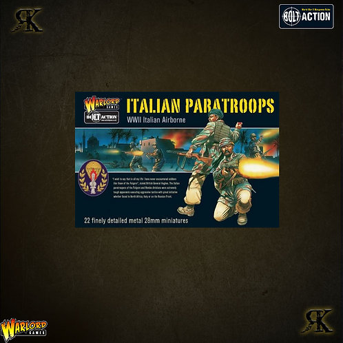Italian Paratroopers Boxed Set