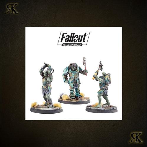 Super Mutant Skirmishers