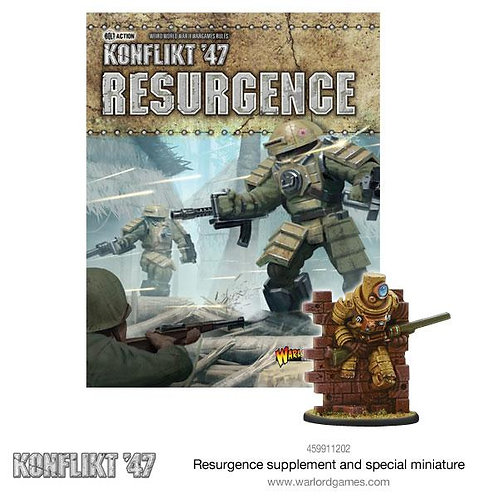 Konflikt 47 Resurgence (Expansion)