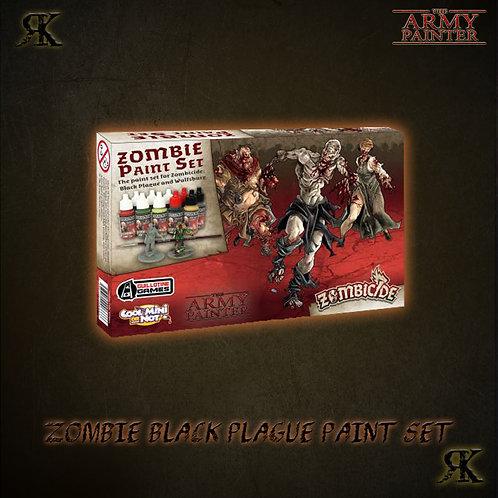 Zombicide Black Plague Paint Set