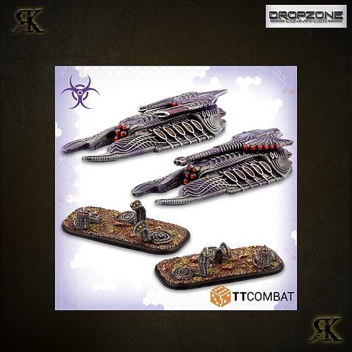 Scourge Slayer / Tormentor Heavy Grav Tanks