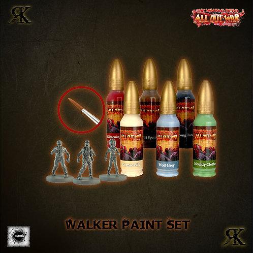 Walker Paint Set