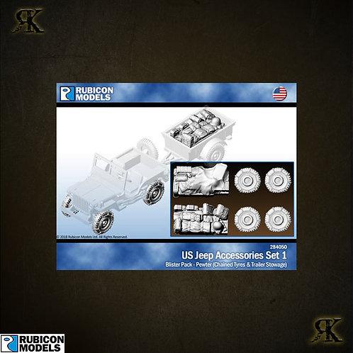 284050 - US Jeep Accessories Set 1