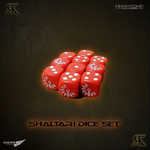 Shaltari Dice Set