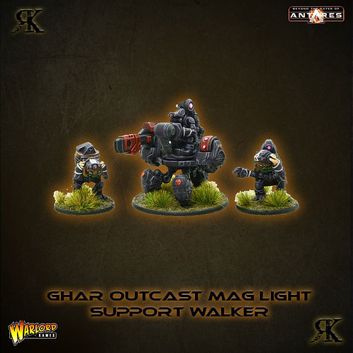 Ghar Outcast Rebel Mag-light support Walker