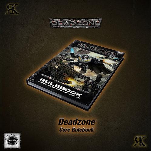 Deadzone 2nd Edition Rulebook
