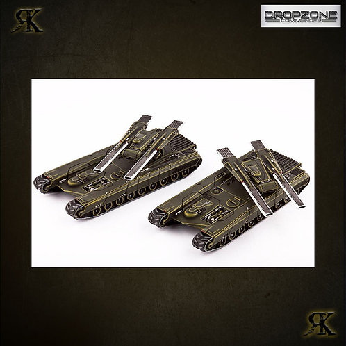 Gladius / Scimitar Heavy Battle Tanks