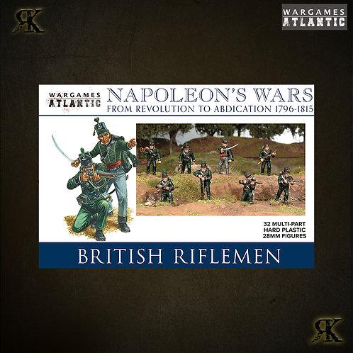 British Riflemen (Napoleonic)
