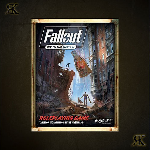 Fallout RPG Expansion Rulebook