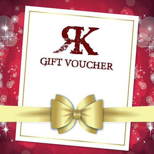 Gift Voucher - £5