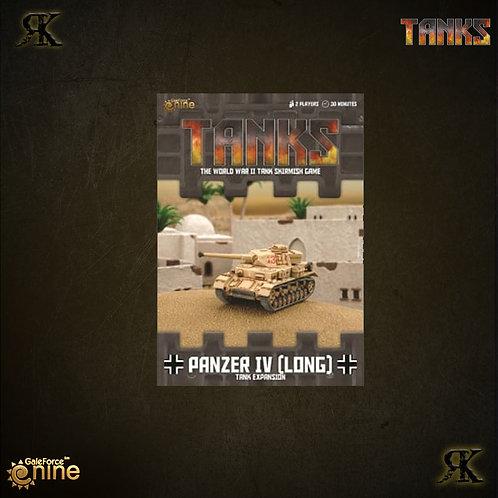 Panzer IV (Long) Expansion
