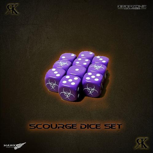 Scourge Dice Set