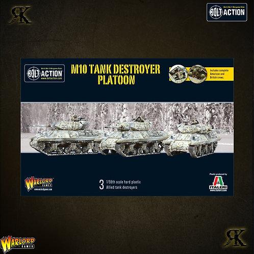 M10 Tank Destroyer Platoon