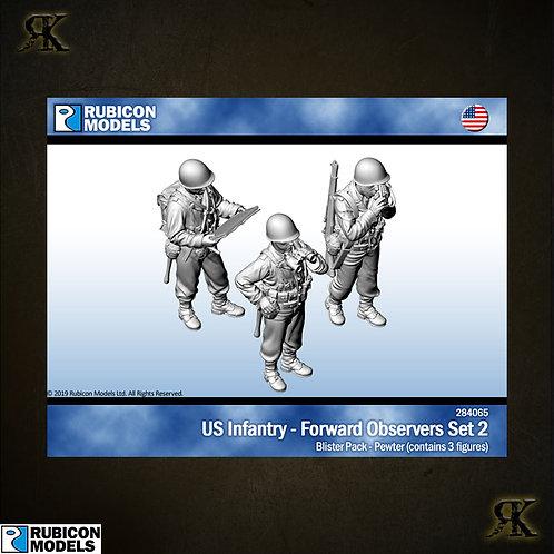 284065 - US Infantry - Forward Observers set 2