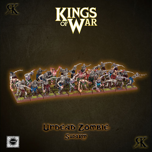 Undead Zombie Swarm / Horde