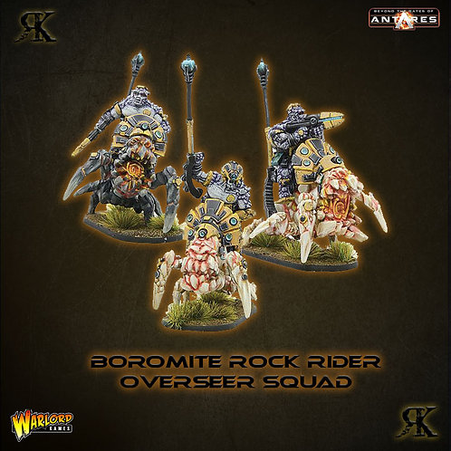 Boromite Rock Riders Overseer squad