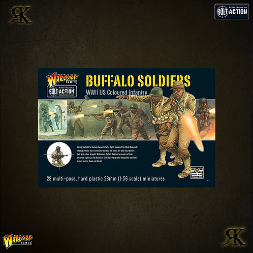 Buffalo Soldiers - Black US troops