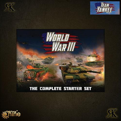 Team Yankee WWIII Starter Set
