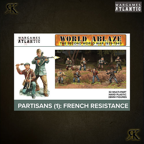 French Resistance 1940-45