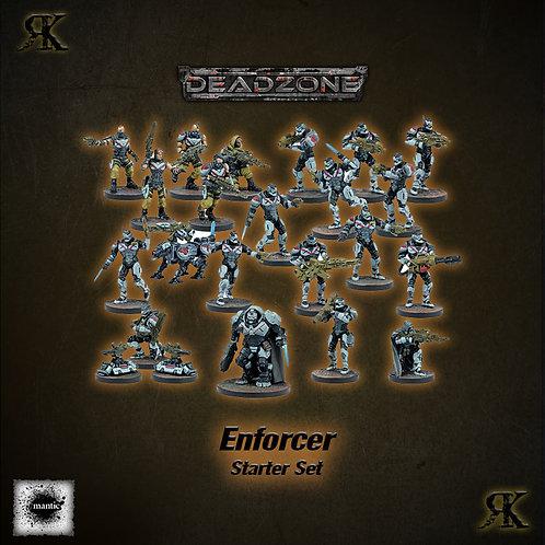 Enforcer Faction Starter
