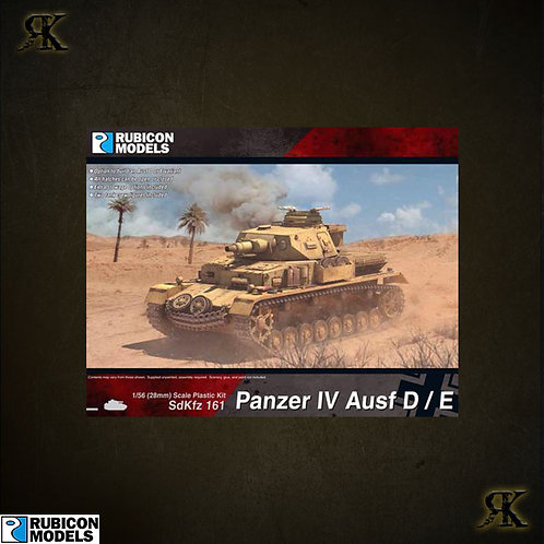 280076 - Panzer IV Ausf D/E