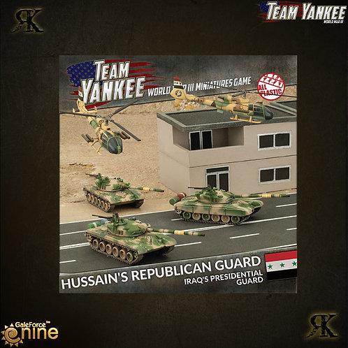 Hussain's Republican Guard