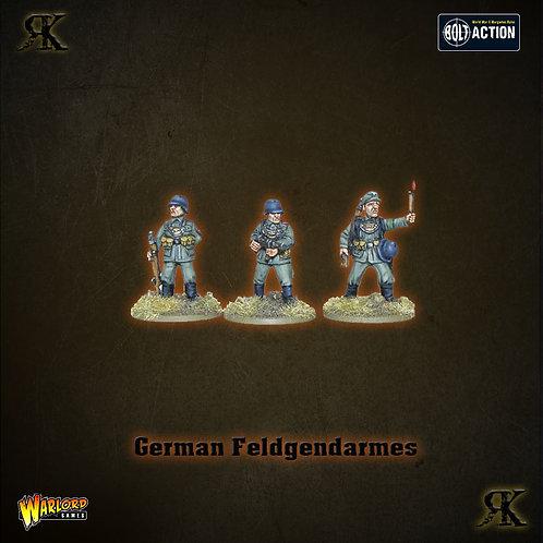 German Feldgendarmes