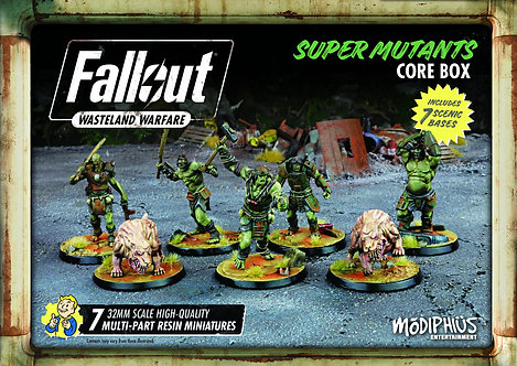 Super Mutants Core Box