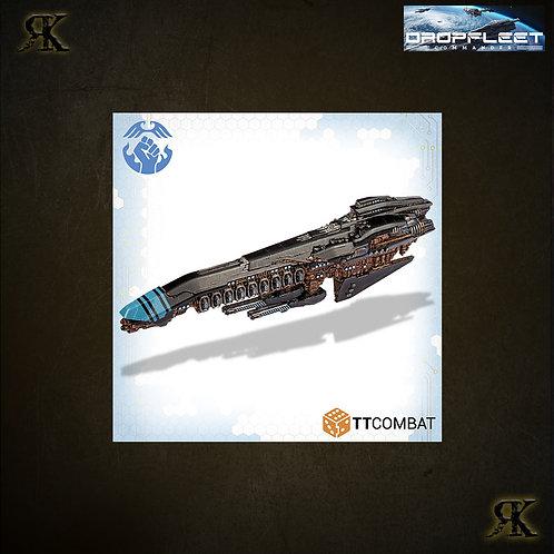 Resistance Phalanx/Tribune Battlecruiser