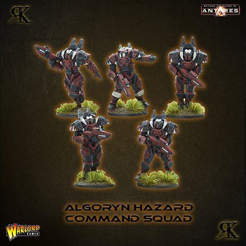 Algoryn Hazard Command Squad