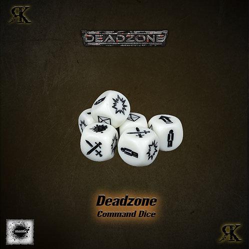 Deadzone Command Dice