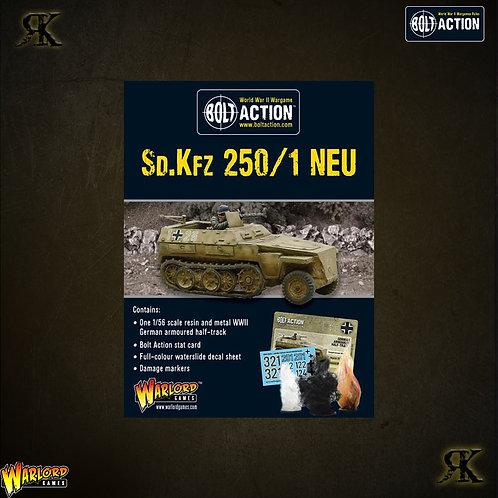 Sd.Kfz 250/1 Neu Halftrack